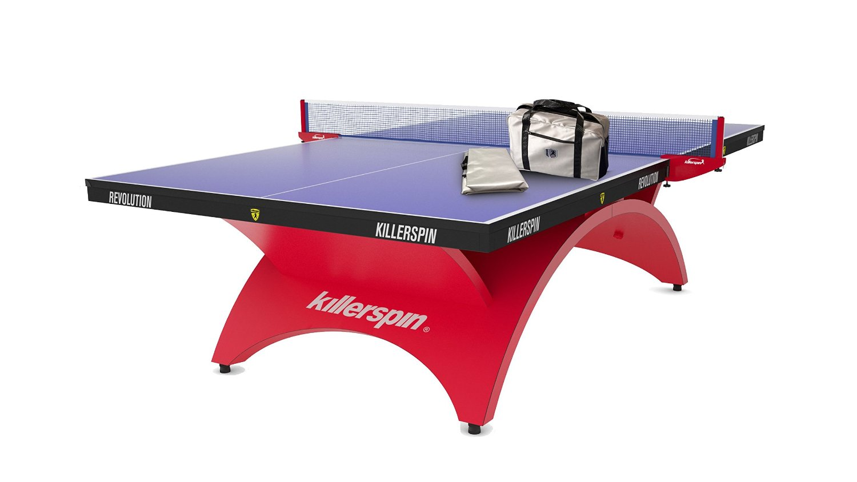 87ba19bb5c710 Table de Ping Pong - Cornilleau | Joola | Killerspin : Tous nos Tests